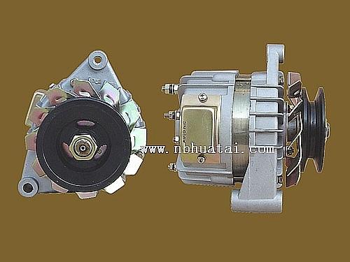 宁波华泰汽车电器总厂 -整体式交流发电机图片